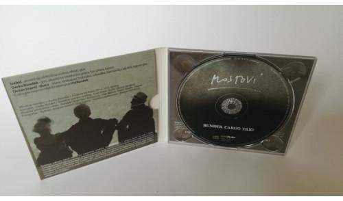 Kutija za CD ili DVD - na preklop, sa plastikom