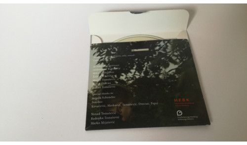 Kutija za CD ili DVD - džep