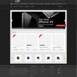 Web prodavnica - OPEN CART