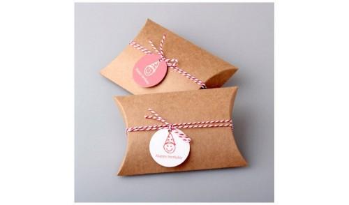 Jastuk kutije sa kanapom i kartončićem - dimenzije po želji!